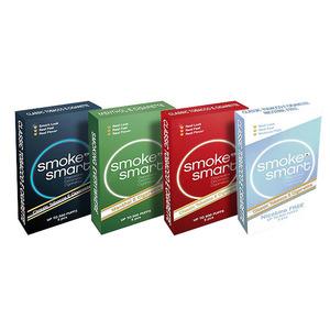 E-cigarett Mixpack - Classic, Menthol, Zero och Dark